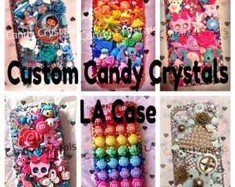 Custom Candy Wonderland Deco Phone Case DEPOSIT