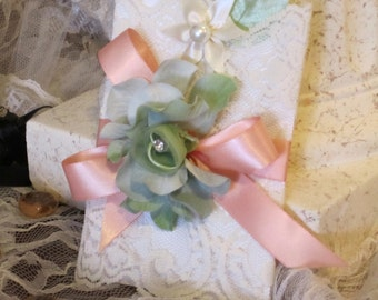 25 Shabby Chic Tea Wedding Favor / Bomboniere