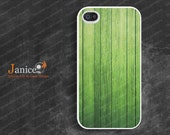 iphone 5s case,iphone 5c case, iphone 4/4s cases,iphone 4s cases, iphone 5 cases, green colors wood texture unique rubber Iphone cases j0005