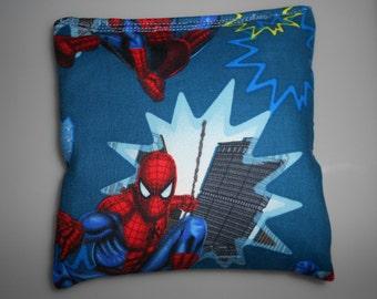 Spiderman Bean Bag Etsy