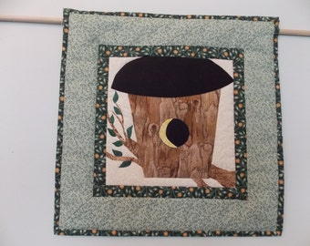 Charming Birdhouse for your wall