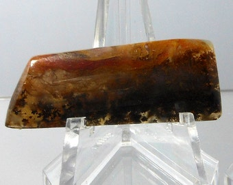 Red Moss Agate Cabochon ID-1305050002