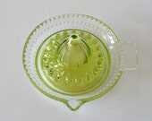 Vintage Arc France Hobnail Juicer Reamer