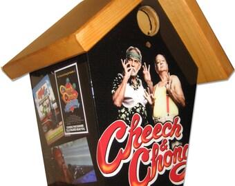 Cheech and Chong Birdhouse