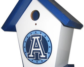 Toronto Argonauts Birdhouse