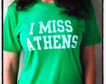 I MISS ATHENS (Ohio)