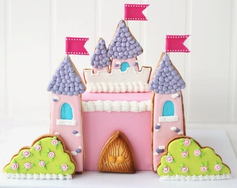 Castle Set - designed by Montreal Confections