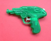Vintage Space Ray Gun Moon Water Gun pistol 1960's