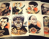 1 Monster/Sideshow 8x10 Print