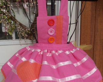Lalaloopsy Pillow inspried Kids apron