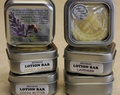 Beeswax Lotion Bar