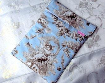 "Cover shelf 2013, mini Pc ""Versailles"" elegant, glamorous, blue sky"