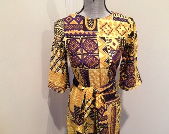 Vintage Tribal Dress