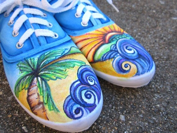 How To Waterproof Painted Canvas Shoes