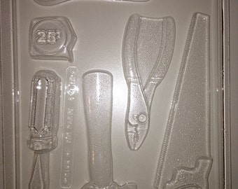 D102 - Chocolate Novelty Mold - Hand Tools