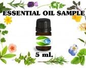 Essential Oil Cedarwood Sample 5 ml. - Pure Essential Oil - Aromatherapy Oils - Earth Botanics - Botanicals - Soap Fragrance Essential Oil