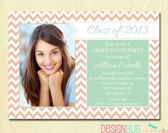 Etsy Invitations Graduation with perfect invitation sample