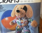 McCall's Hound Doggy Pattern 2865