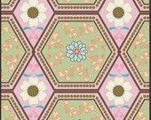 Pat Bravo Fabric 'Girly Girl' Creamy Reflection Art Gallery Fabrics