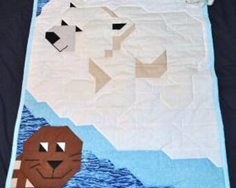 Polar Bear Quilt Pattern