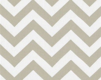 Assorted Colors 1/2 Yard Zig Zag (You pick color) in 100% Cotton Twill Fabric