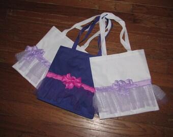 TUTU canvas bags