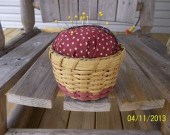 Pincushion Basket