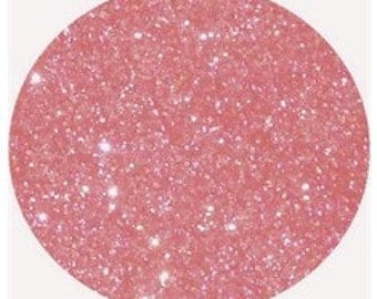 1/2 Ounce Rose Pink Cosmetic Glitter