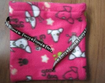 Reusable Gift Bag Good Dog Puppy Treat