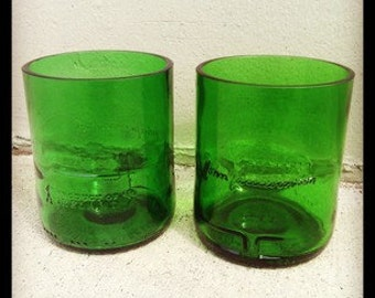 2 Jameson rocks glasses