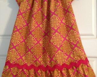 Beautiful 18 Month Peasant Dress