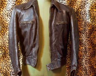 Leather Jacket 1940