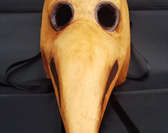 steampunk Plague mask, plague doctor mask, historic and traditional venetian mask