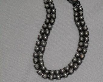 Costume Seed Pearl Vintage 1950's Bracelet.