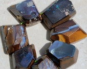 Chunky Boulder Opal Beads