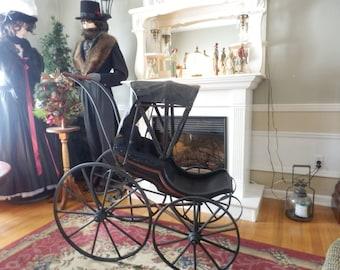 Rare Victorian Buggy