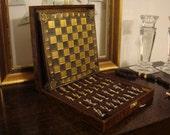 Ancient Greek mini chess set