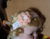 Crochet toddler Headband