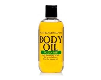 Body Oil: Ocean Mist