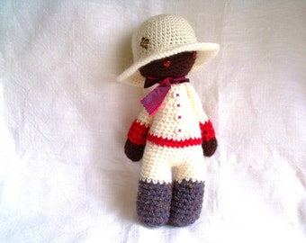 Wooly Habana. INSTANT DOWNLOAD PDF pattern