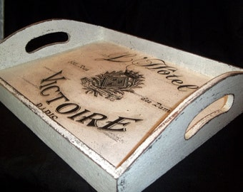 Shabby  Serving tray