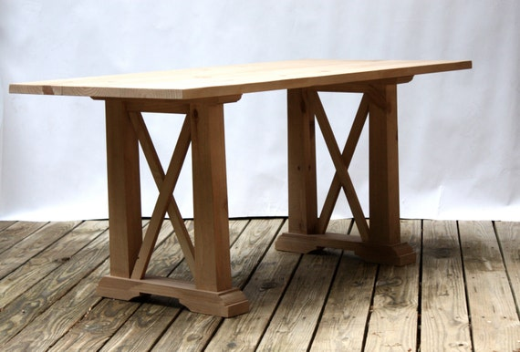 Counter Height Farm Table : Unavailable Listing on Etsy