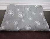 Floral print Cosmetic bag