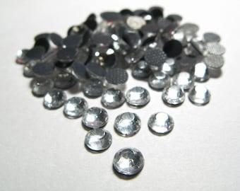 SS20 Crystal Hotfix Rhinestones Crystal 144 Pieces