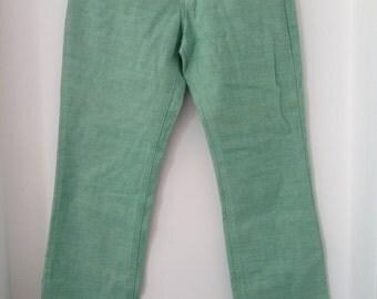 Vintage Green Ralp Lauren Trousers