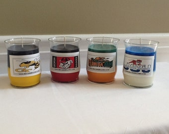Collegiate Candle Collection