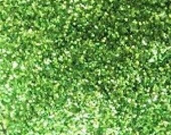 Apple green glitter bag (50 gram bag)