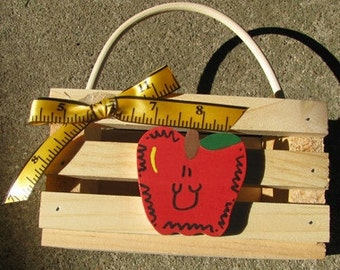 Teacher Gifts 2705 - Teacher Basket
