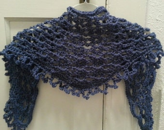 Crochet Pattern  Lace Scarf Neckwarmer Cowl Winter Fall Spring Summer