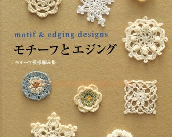 ONDORI Crochet pattern designs 92P(download)